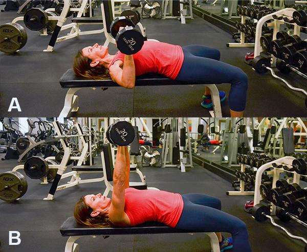 Inursha Fitness | Voted Best Gym in Fort Worth - Chest